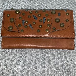 Patricia Nash Leather Wallet